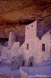 Cliff Palace - Mesa Verde National Park, Colorado