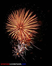 independence day fireworks photography