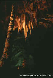 carlsbad caverns national park formation new mexico photos